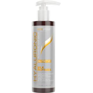 Гиалуроновый бальзам KETOPRIM Nutritive с пептидами шелка для сухих и тонких волос