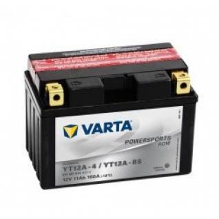 Аккумулятор VARTA AGM 511901014 11 Ач (A/h)-YT12A-BS VARTA 511901014