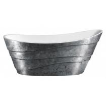 Отдельно стоящая ванна LAGARD Alya Treasure Silver
