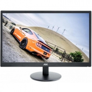 Монитор 21.5 AOC (E2270SWHN) Black LED/1920x1080/5 ms/20M:1/HDM