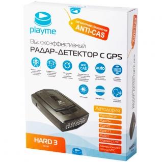 Playme HARD 3 (+ разветвитель прикуривателя )
