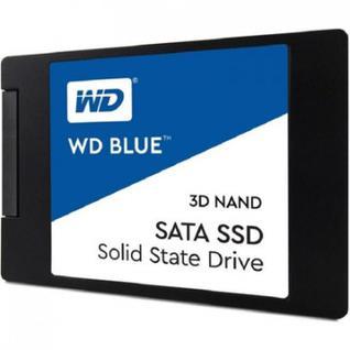 Жесткий диск Western Digital 250GB Blue SSD(WDS250G2B0A)