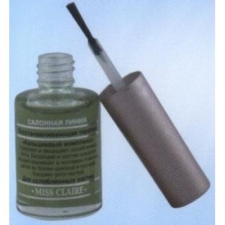 Салонная линия Miss Claire - Укрепляющее средство для тонких и хрупких ногтей
