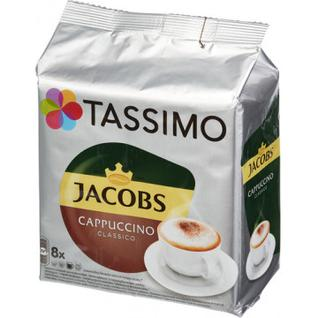 Кофе в капсулах Tassimo Cappuccino Classico 8 порций