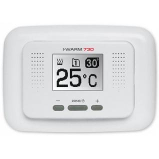 Терморегулятор I-Warm 730 белый