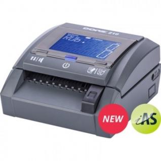 Детектор банкнот (валют) DORS 210 Compact автоматический, RUB