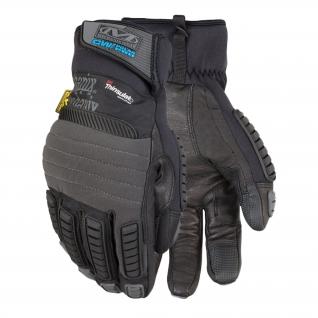 Mechanix Wear Перчатки Mechanix CW Polar Pro, цвет черный