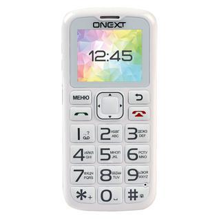 Телефон ONEXT с большими кнопками Care-Phone 5, белый