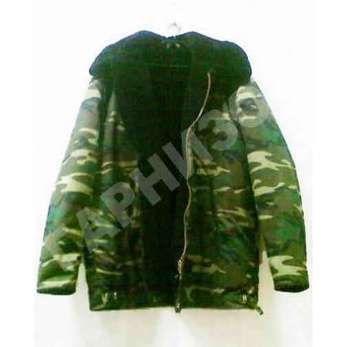 Куртка лётная меховая КМФ 12315