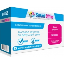Тонер-картридж S050098 (C13S050098) для Epson AcuLaser C900, C1900, совместимый, пурпурный на 4500 стр. 9367-01 Smart Graphics