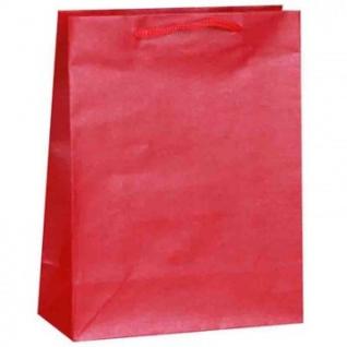 Пакет подарочный Сумка бум.18 бол. плотн., бордовая, 26x32x12см 48629