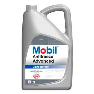 Антифриз MOBIL Antifreeze Advanced, 5 литров