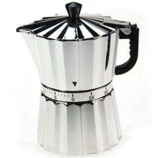 """Кухонный таймер механический """"Кофеварка-Эспрессо"""" Patisse"""