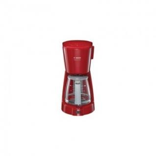 Кофеварка капельная Bosch TKA3A034 красный 1100Вт