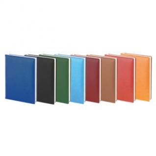 Ежедневник недат,оранж,А5,140х200мм,320стр,Velvet