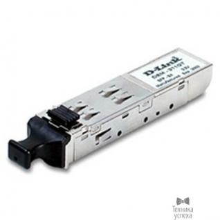 D-Link D-Link DEM-311GT/DD/J1A SFP-трансивер с 1 портом 1000Base-SX для многомодового оптического кабеля (до 550 м)