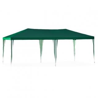 Тент шатер садовый Green Glade 1057, прямой карниз, от солнца (5387)