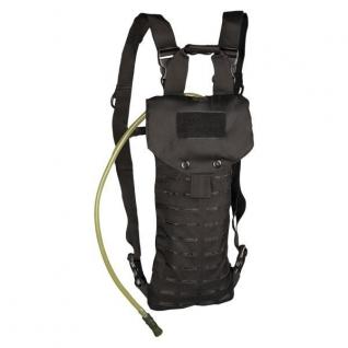 Рюкзак с питьевой системой 2.5 л., цвет черный