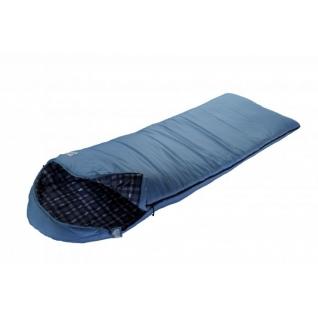 Спальник одеяло кемпинговый Trek Planet Celtic Comfort синий (70365-L)