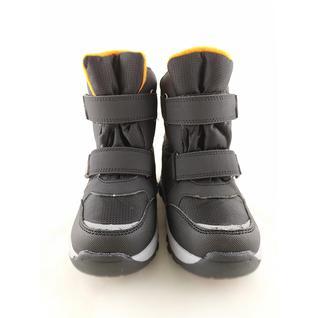 77198-С ботинки черный ораньжевый Фаворит 27-32 (29)