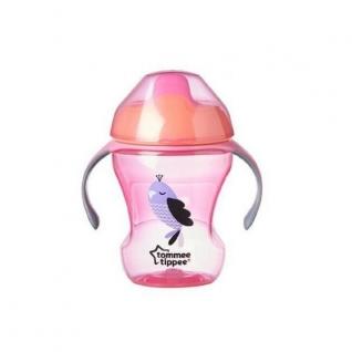 Поильник Explora - Easy Drink, розовый, 230 мл Tommee Tippee