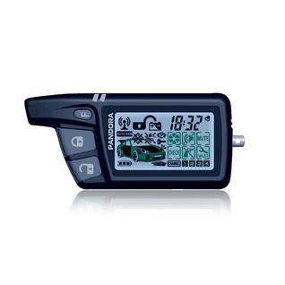 Брелок Pandora LCD D073 (154) DXL 1870i/2500