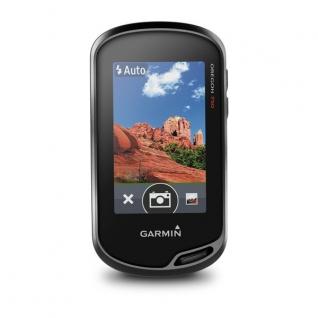 Портативный GPS-навигатор Garmin Oregon 750t + Карты Топо 6.xx Garmin