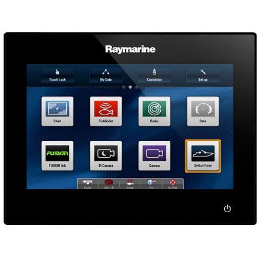 Эхолот-картплоттер Raymarine gS125 12 o'clock viewing (E70125) 36971652