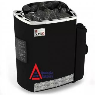 Печь для сауны Sawo Mini MN-23NB-PF (с пультом, из нержавейки, с защитным термопокрытием)
