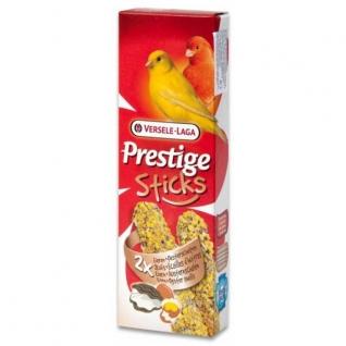 VERSELE-LAGA VERSELE-LAGA палочки для канареек Prestige с яйцом и ракушечником 2х30 г