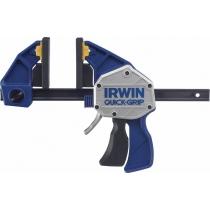 Струбцина Irwin QUICK GRIP XP 150 мм, на сжатие 160, на разжатие 370 2 шт/уп (Акция)