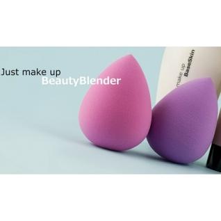 JUST - Бьюти-спонжик для макияжа Beauty Blender make up / розовый