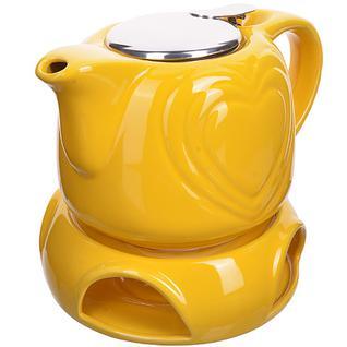 28687-1 Завар/чайник 700мл подст/подогрев LR (х8) Loraine