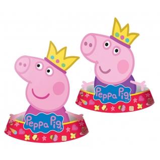 """Бумажный колпак """"Свинка Пеппа"""", 6 шт. Europa Uno Trade"""