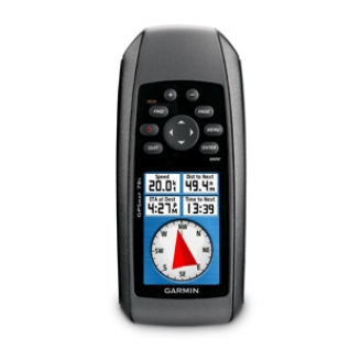 Водный навигатор Garmin GPSMAP 78s Russia + карты России ТОПО Garmin