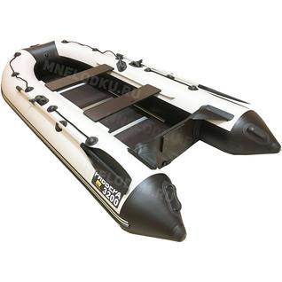 Моторная лодка Ривьера 3200 СК (слань, киль) Мастер лодок