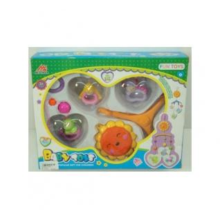 Мобиль на кроватку Baby Toys (звук) Shantou