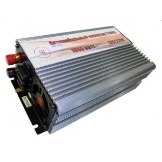 Автомобильный инвертор Trinity TIN-1000 (10-15В > 220В, 1000 Вт)