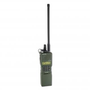 Made in Germany Имитация радиостанции Dummy Radio PRC-152 Z Tactical олива