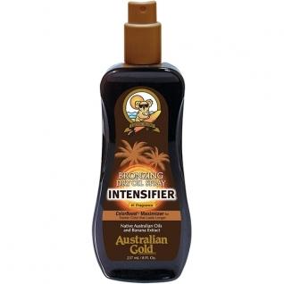Bronzing Dry Oil Spray - Сухое масло-спрей с натуральными бронзаторами для загара на солнце Australian Gold