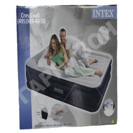 Двуспальная надувная кровать Intex  (без насоса) 11403