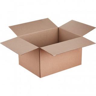 Короб картонный 380х253х237 Т24 В бурый 20 шт/уп