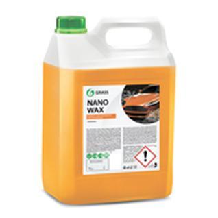 Воск Grass Nano Wax С защитным эффектом, 5 кг