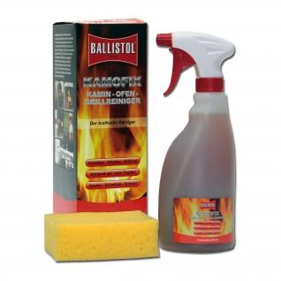 Ballistol Очиститель для гриля Kamofix Kamin- u. Grillreiniger 600 мл