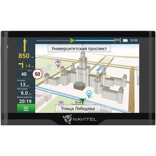 Планшетный GPS-навигатор Navitel N500 Magnetic (Linux) (+ Разветвитель в подарок!)