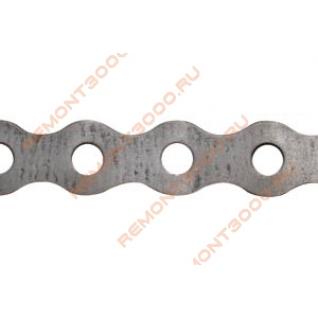 СОРМАТ перфолента PVA 12x0,75мм (10м) многофункциональная / SORMAT монтажная лента PVA 12x0,75мм (10м) многофункциональная Сормат