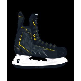 Коньки хоккейные Ice Blade Vortex V110 размер 44