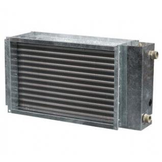 Канальный нагреватель водяной НКВ 600*350-4
