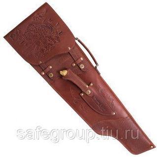 Шампурница подарочная «Чехол ружья-Медведь» AKSO Россия