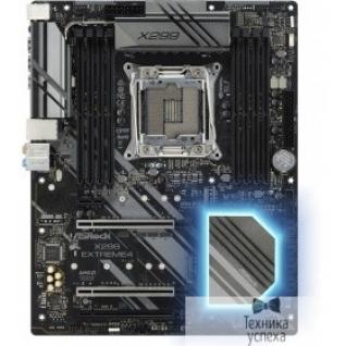 Asrock ASRock X299 Extreme4 Socket 2066, Intel X299, 8xDDR-4, 7.1CH, 1000 Мбит/с, USB3.1, USB 3.1 Type-C, ATX, Retail